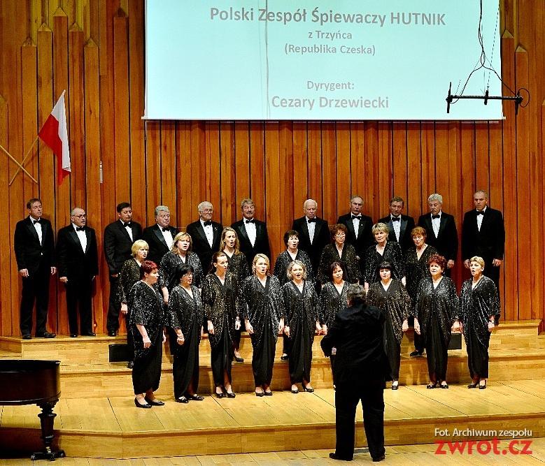 Hutnik wyśpiewał Złoty Dyplom