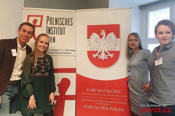 SAJ na Forum Młodej Polonii