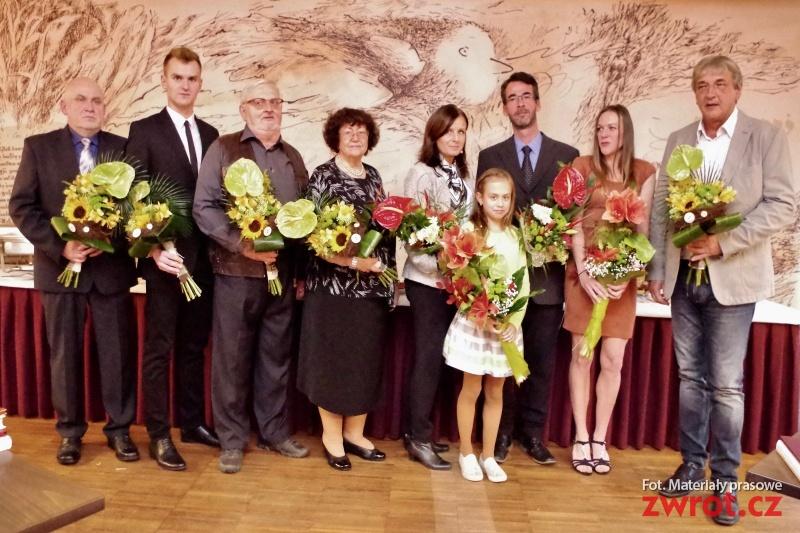 Czeski Cieszyn uhonorował Osobistości Roku 2017
