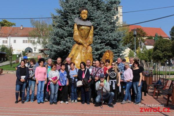 Wycieczka MK PZKO w Wędryni Zaolziu w Levicach