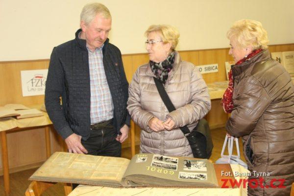 Prelekcja i wystawa w MK PZKO Sibica