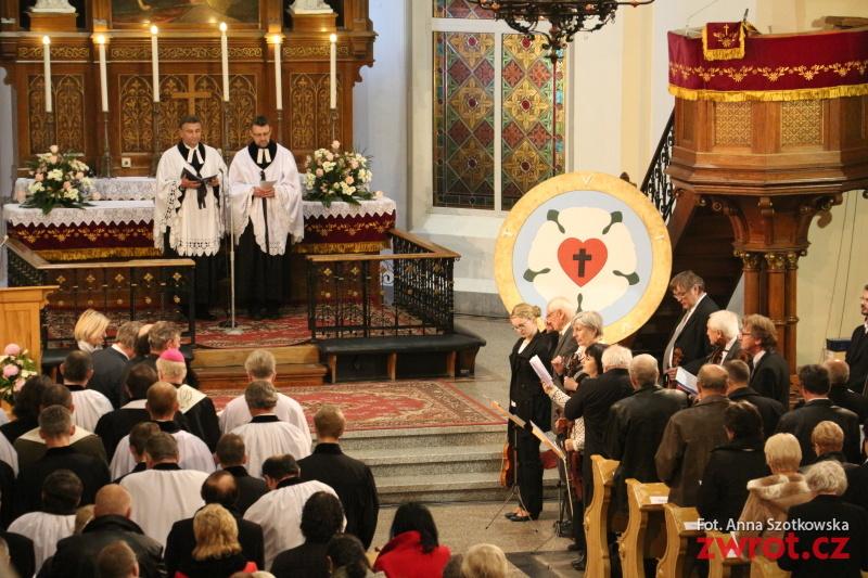 Nabożeństwo z okazji 500-lecia Reformacji