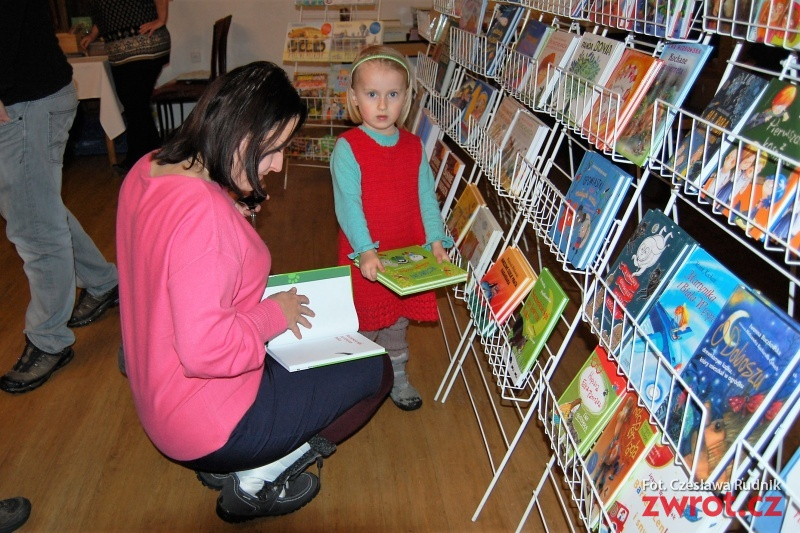 Chętnie kupowano polskie książki