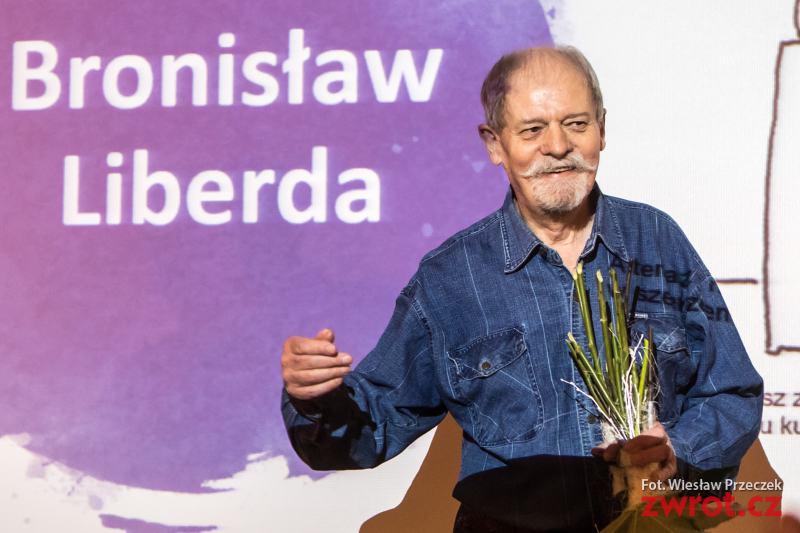 Wieczór z Bronisławem Liberdą