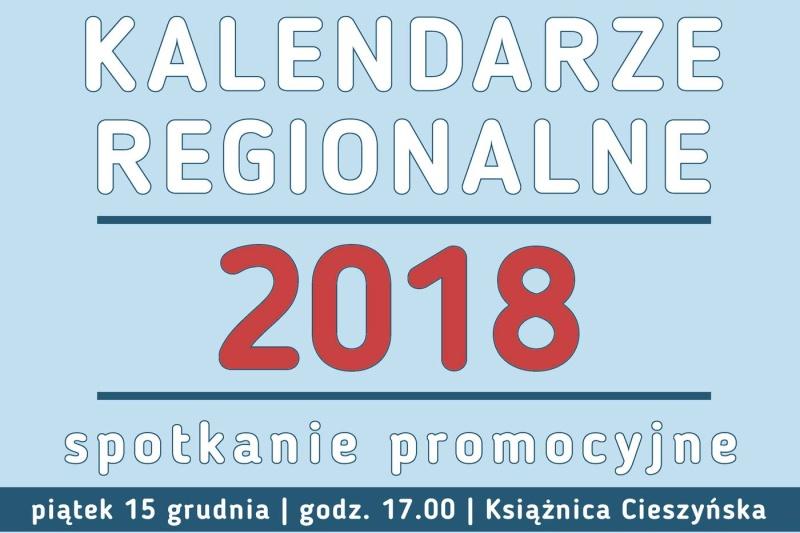 O kalendarzach regionalnych 2018