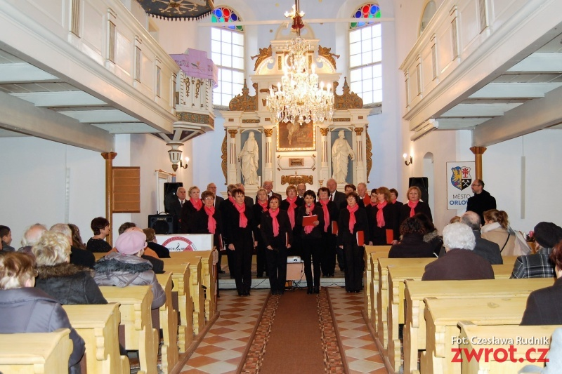 Koncert Adwentowy w Orłowej