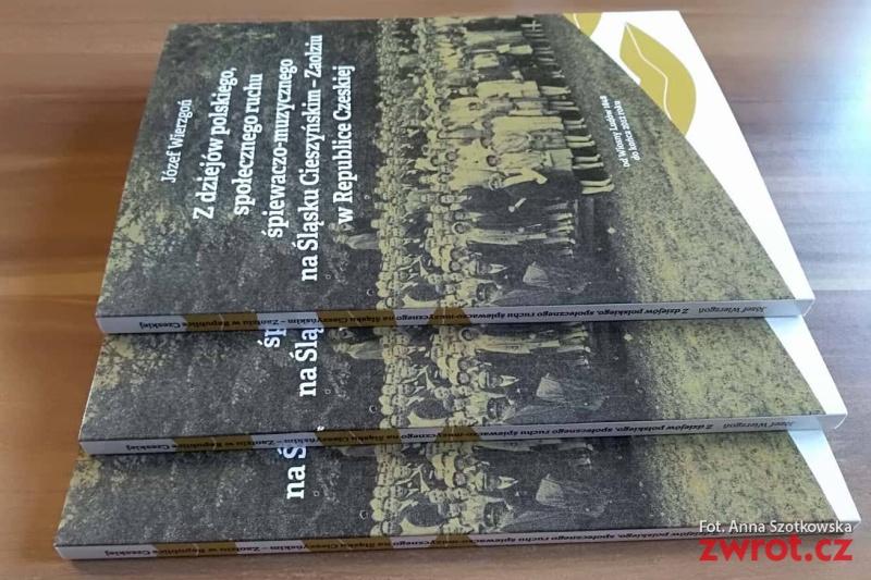 Dziś promocja książki Józefa Wierzgonia