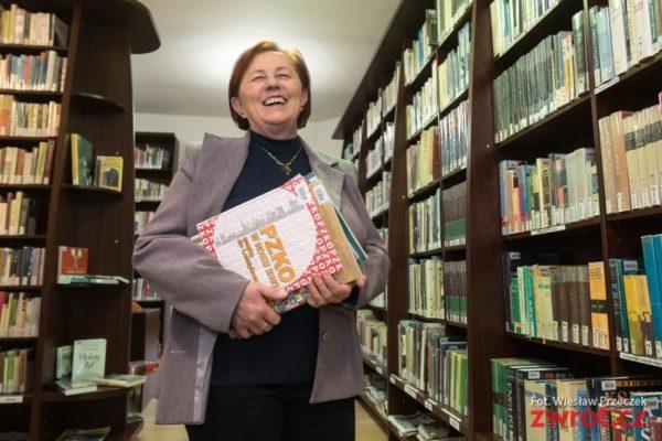 Helena Legowicz otrzymała prestiżową nagrodę  – Medal Z. V. Tobolki