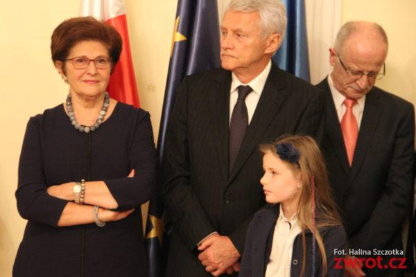 Ambasador Grażyna Bernatowicz odchodzi
