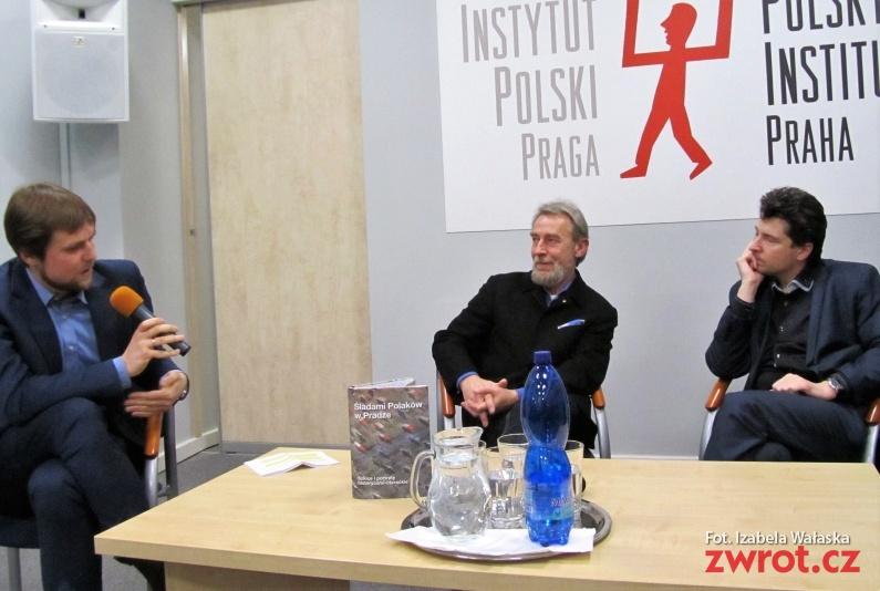 Publikacja o Polakach w Pradze