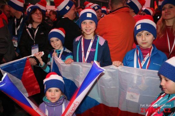 XIII Światowe Zimowe Igrzyska Polonijne, dzień 1