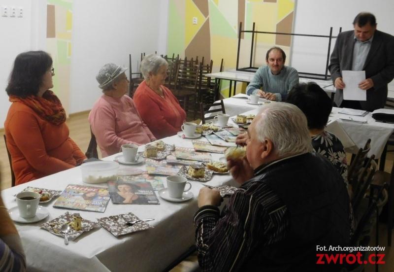 Z poczty redakcyjnej: Spotkanie Klubu Propozycji