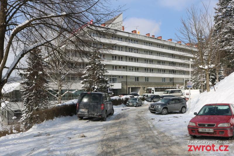 XIII Światowe Zimowe Igrzyska Polonijne, życie w hotelu