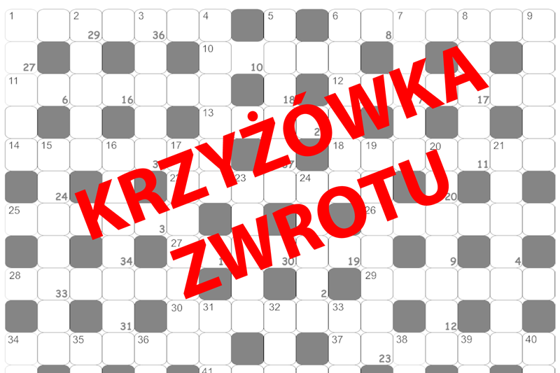News dla lubiących krzyżówki