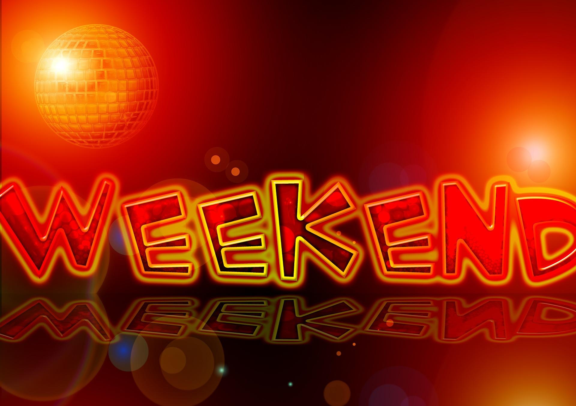 10 pomysłów na weekend