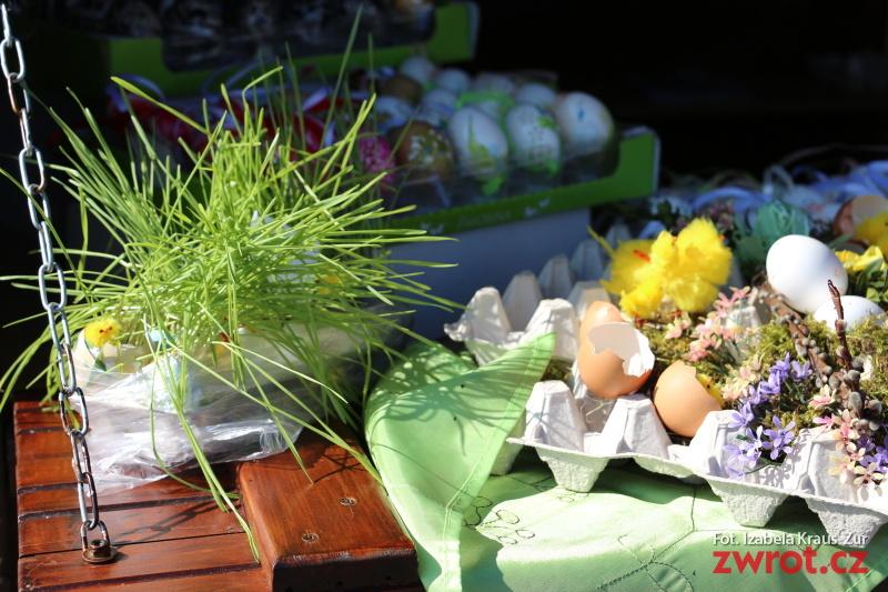 Wielkanoc na jarmarku
