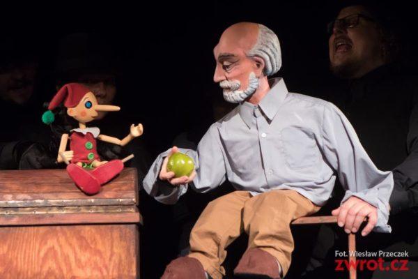 Pinokio dla widzów młodszych i starszych