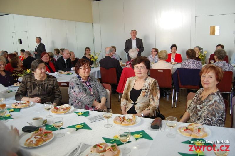 Spotkanie emerytowanych pedagogów