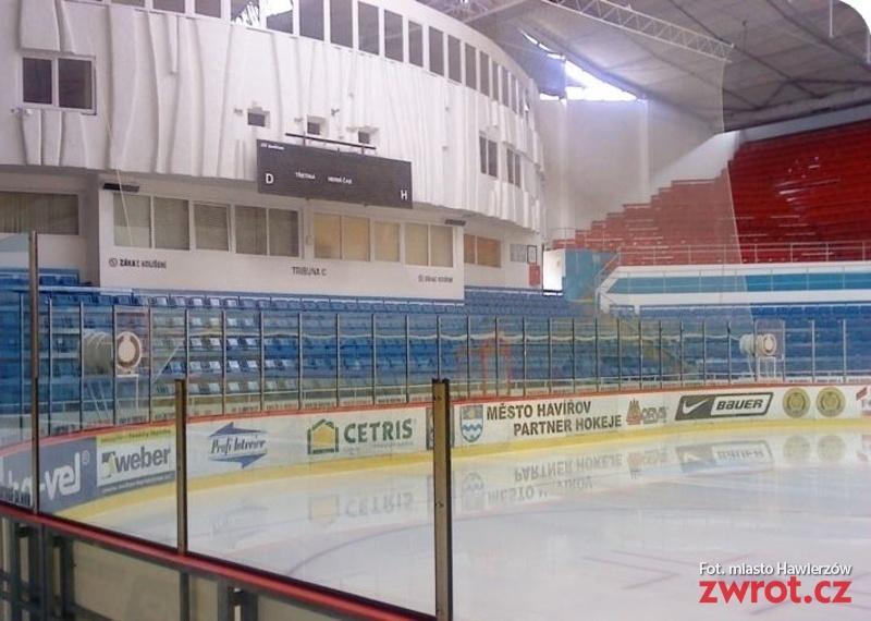 Będą nowe bariery na stadionie