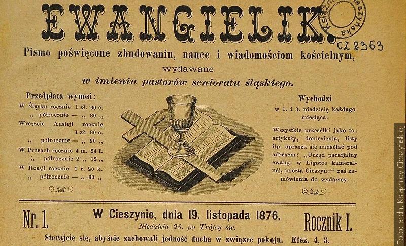 Między Michejdą a Haasem w Książnicy Cieszyńskiej