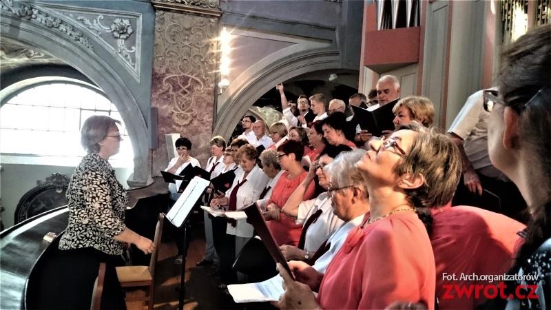 Z poczty redakcyjnej: Lira i Stonawa śpiewały w Brnie