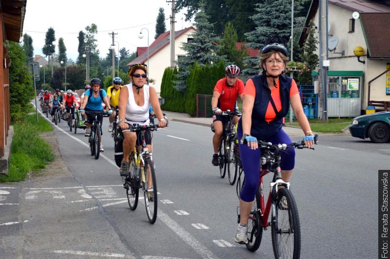 Na rowerach do źródeł
