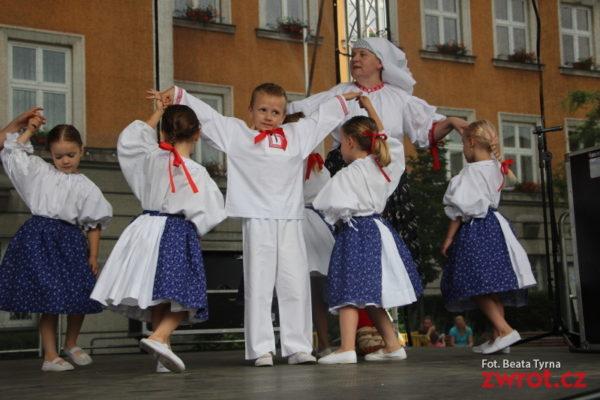 Cieszyńska noc folkloru