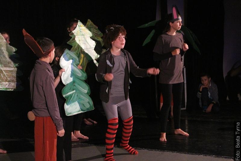 Popisy szkolnych teatrzyków