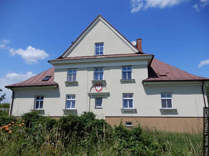"""Spacery ze """"Zwrotem"""": dawna strażnica w Kojkowicach"""