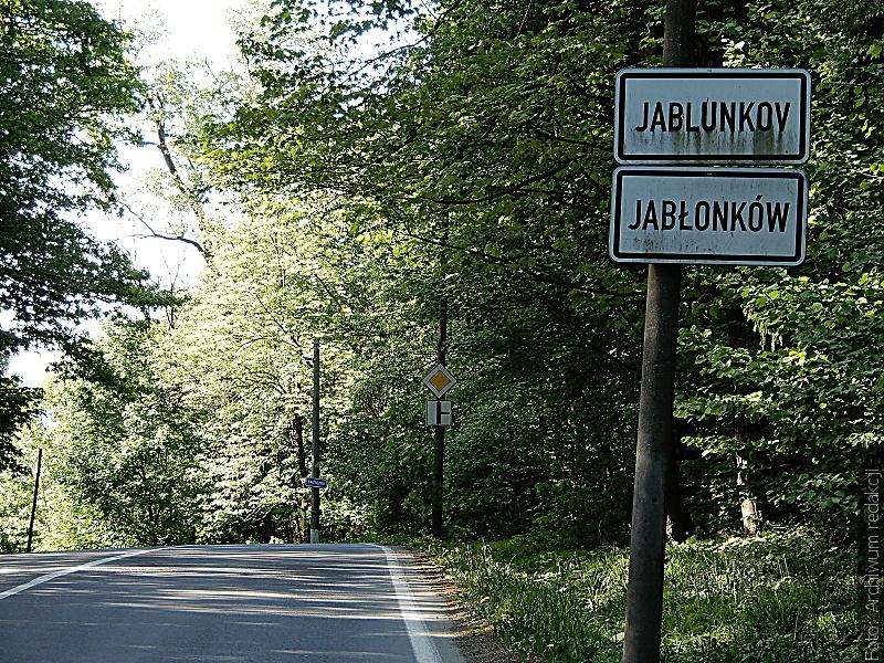 Historyczny spacer po Jabłonkowie