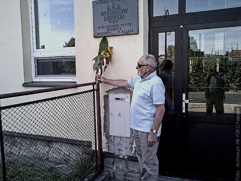 Pamiętają o Władysławie Sikorskim