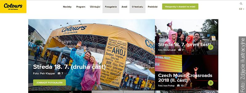 Ruszył festiwal Colours of Ostrava