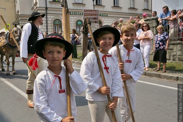 Gorolski Święto, niedzielny Korowód