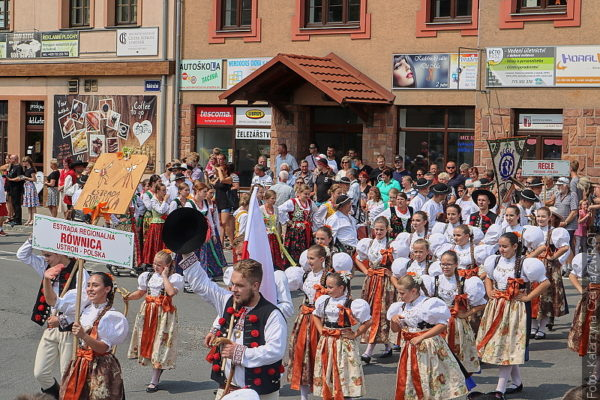 Gorolski Święto, niedzielny Korowód na filmiku