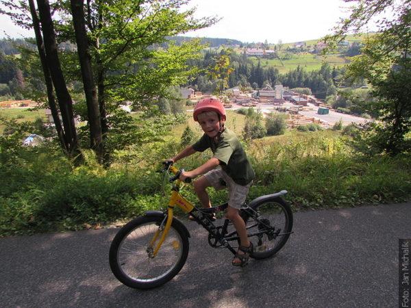 Wycieczka rowerowa do źródeł Olzy