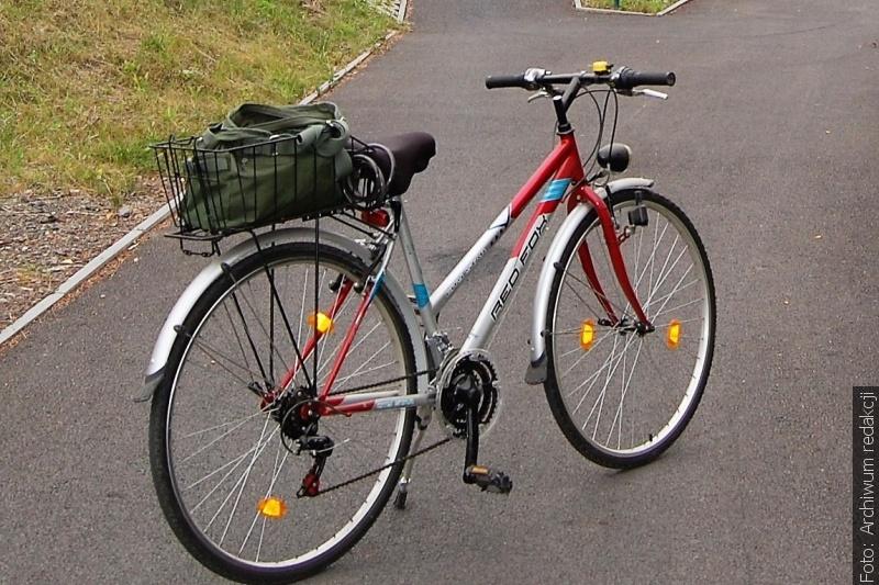 Znakowanie rowerów w Karwinie