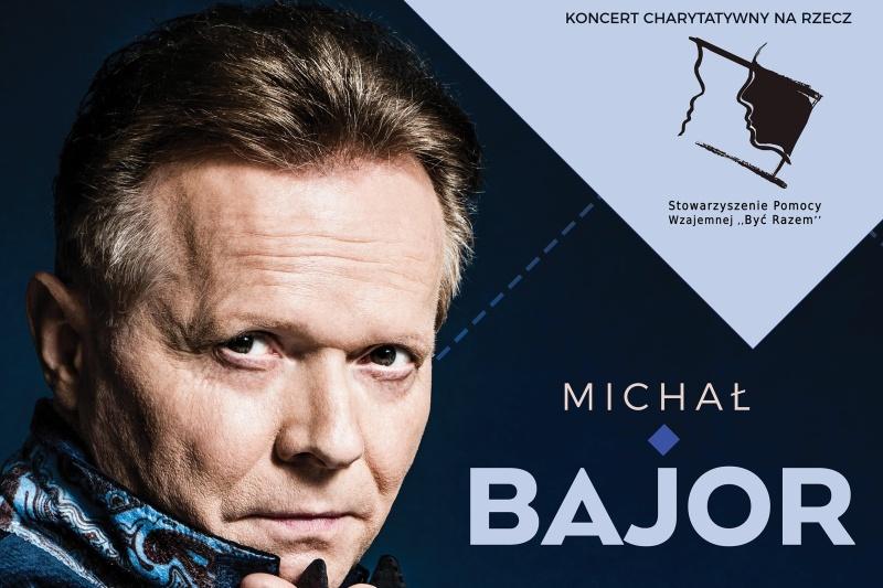 Koncert charytatywny w wykonaniu Michała Bajora