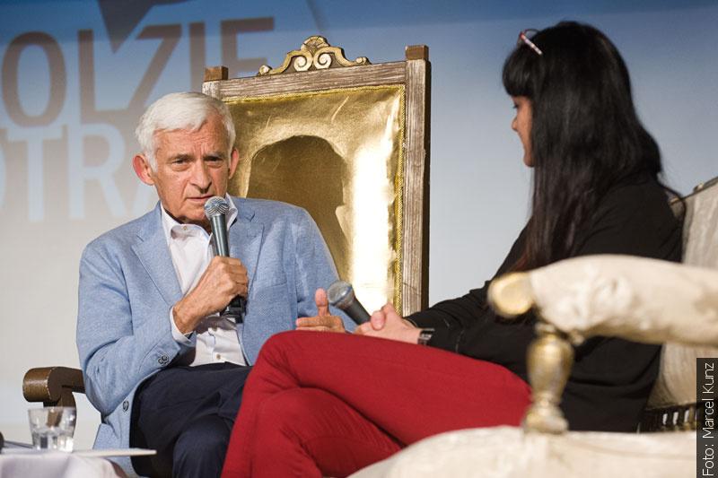 """Jerzy Buzek gościem talk show """"Zaolzie potrafi"""""""