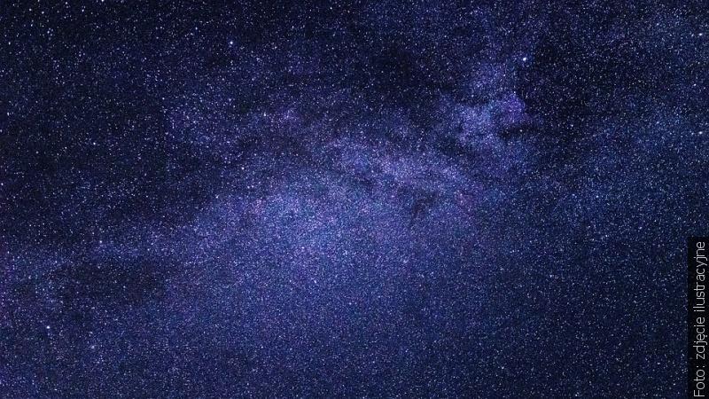 """""""Zwrot"""" astronomicznie: Droga Mleczna"""