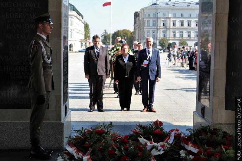 Polacy z zagranicy i Polonia zjechali do Warszawy