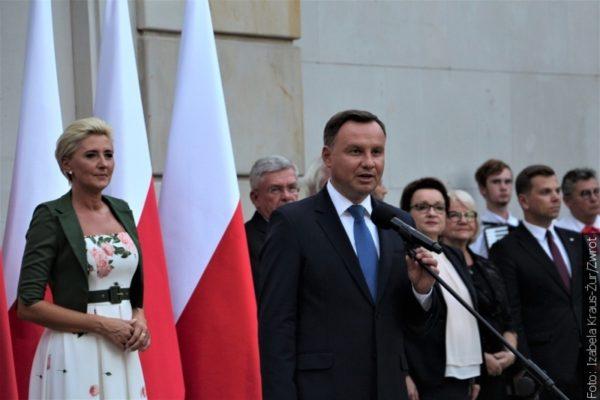 Polacy z Zaolzia w Sejmie i Pałacu Prezydenckim