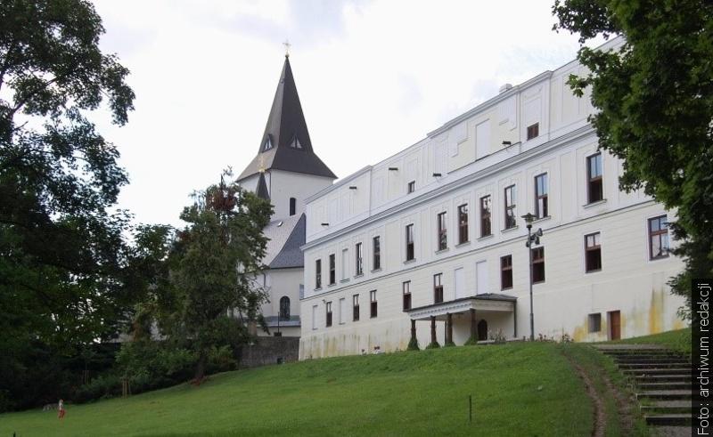 Park B. Němcovej zamknięty