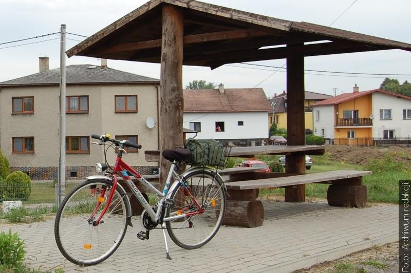 Żelazny szlak rowerowy otwarty