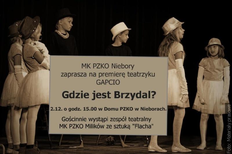 Teatr w Nieborach