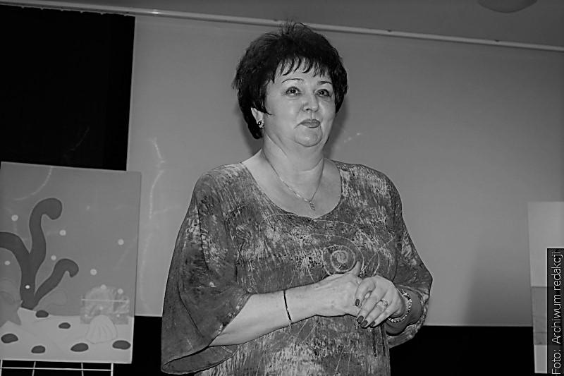 Odeszła Halina Molin