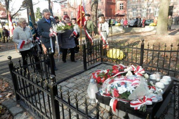 Z poczty redakcyjnej: Obchody niepodległości w Grodkowie