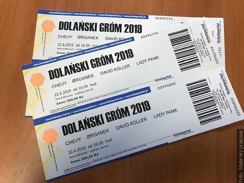 Do wygrania bilety na Dolański Gróm