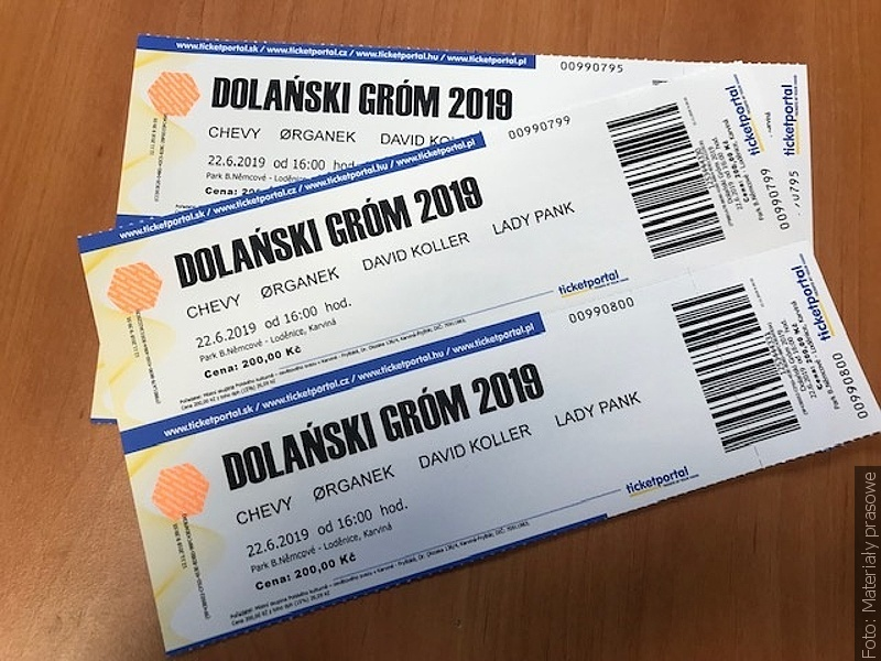 Bilety na Dolański Gróm 2019