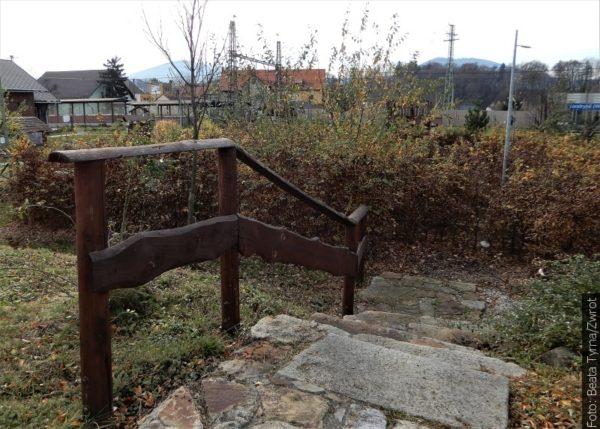 """Spacery ze """"Zwrotem"""": Arboretum z labiryntem w Wędryni"""