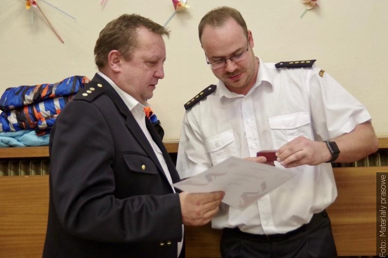 Medale dla strażaków z Kojkowic
